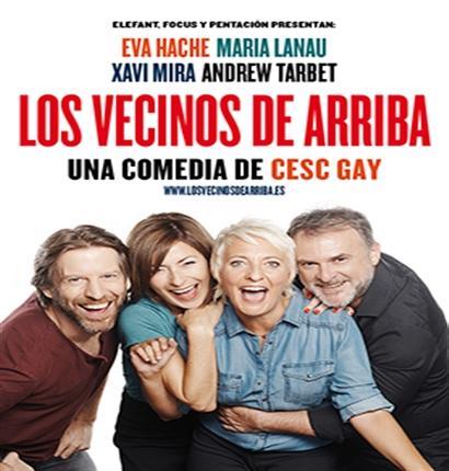 Los Vecinos de Arriba – Cesc Gay