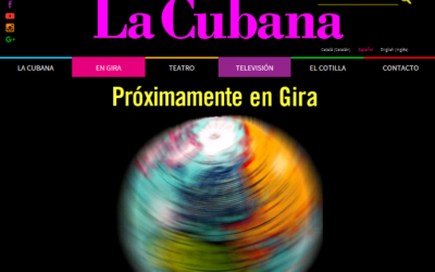 La Cubana en Gira